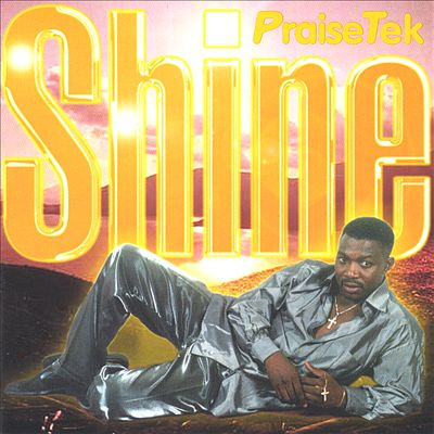 PRAISETEK SHINE CD COVER