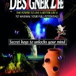 DESIGER LIFE BOOK FRONT COVER