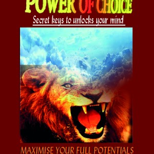 POWER OF CHOICE FRONT COVER